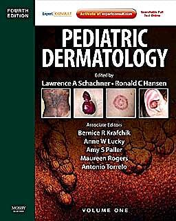 Portada del libro 9780723435402 Pediatric Dermatology, 2 Vols.