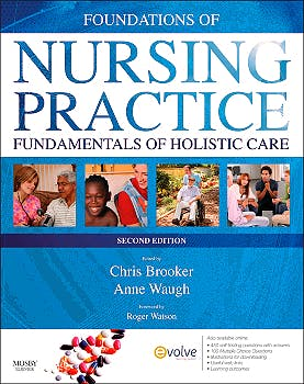 Portada del libro 9780723436614 Foundations of Nursing Practice. Fundamentals of Holistic Care