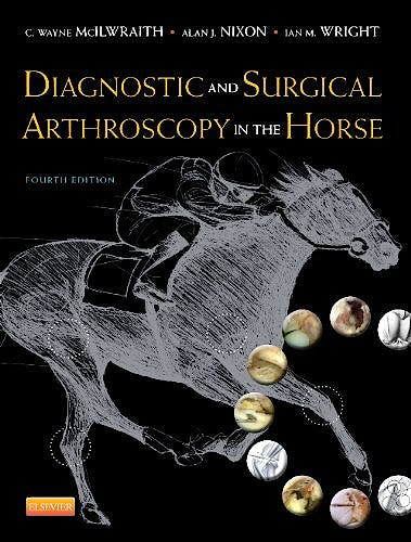 Portada del libro 9780723436935 Diagnostic and Surgical Arthroscopy in the Horse