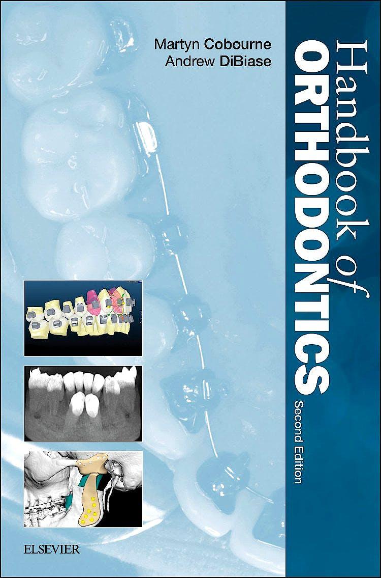 Portada del libro 9780723438076 Handbook of Orthodontics