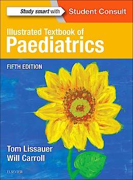 Portada del libro 9780723438717 Illustrated Textbook of Paediatrics + Online Access