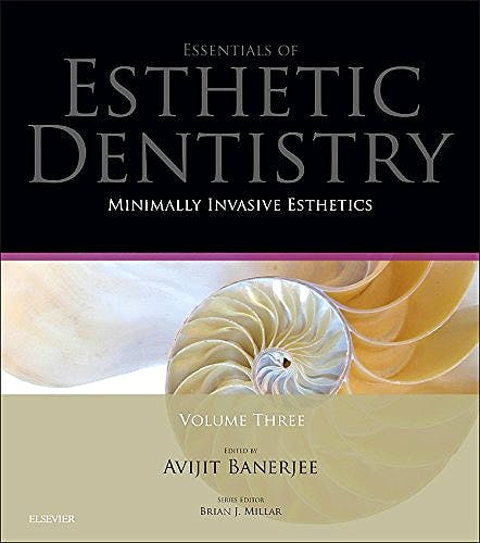 Portada del libro 9780723455561 Minimally Invasive Esthetics (Essentials in Esthetic Dentistry, Vol. 3)