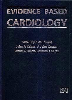 Portada del libro 9780727911711 Evidence Based Cardiology