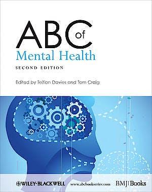 Portada del libro 9780727916396 Abc of Mental Health