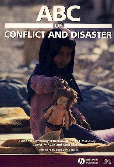 Portada del libro 9780727917263 ABC of Conflict and Disaster