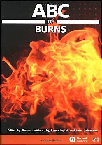 Portada del libro 9780727917874 Abc of Burns