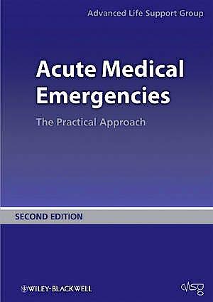 Portada del libro 9780727918543 Acute Medical Emergencies. the Practical Approach