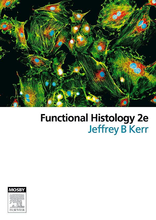 Portada del libro 9780729538374 Functional Histology