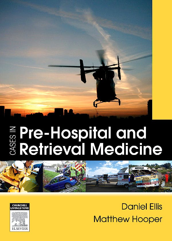 Portada del libro 9780729538848 Cases in Pre-Hospital and Retrieval Medicine