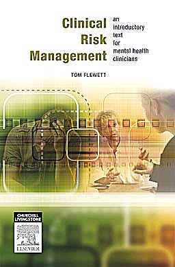 Portada del libro 9780729539340 Clinical Risk Management. an Introductory Text for Mental Health Professionals