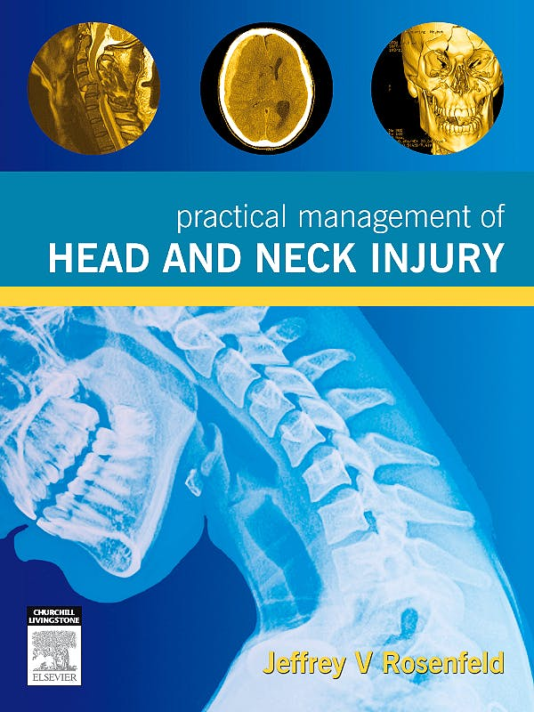 Portada del libro 9780729539562 Practical Management of Head and Neck Injury