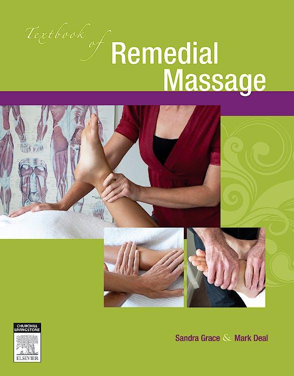Portada del libro 9780729539692 Textbook of Remedial Massage