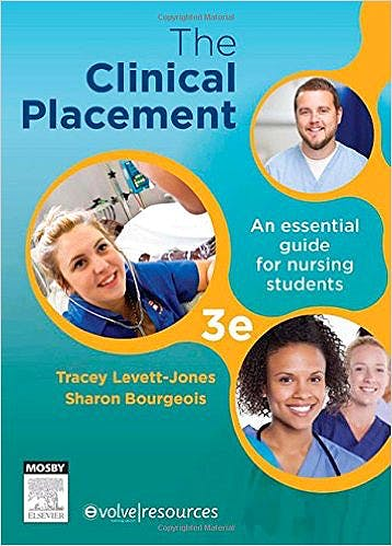 Portada del libro 9780729542012 The Clinical Placement. an Essential Guide for Nursing Students