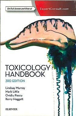 Portada del libro 9780729542241 Toxicology Handbook (Online and Print)