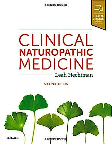 Portada del libro 9780729542425 Clinical Naturopathic Medicine