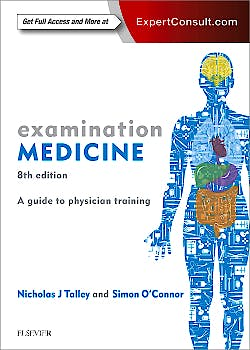 Portada del libro 9780729542470 Examination Medicine. A Guide to Physician Training