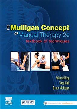 Portada del libro 9780729542821 The Mulligan Concept of Manual Therapy. Textbook of Techniques
