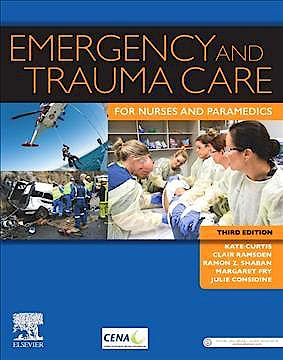 Portada del libro 9780729542982 Emergency and Trauma Care for Nurses and Paramedics