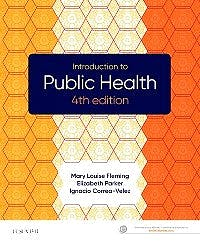 Portada del libro 9780729543057 Introduction to Public Health