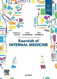 Portada del libro 9780729543125 Essentials of Internal Medicine