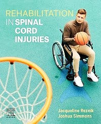 Portada del libro 9780729543200 Rehabilitation in Spinal Cord Injuries