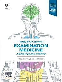 Portada del libro 9780729543866 Talley and O'Connor's Examination Medicine. A Guide to Physician Training