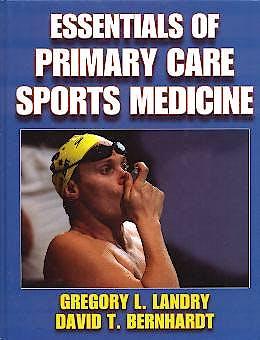 Portada del libro 9780736003230 Essentials of Primary Care Sports Medicine