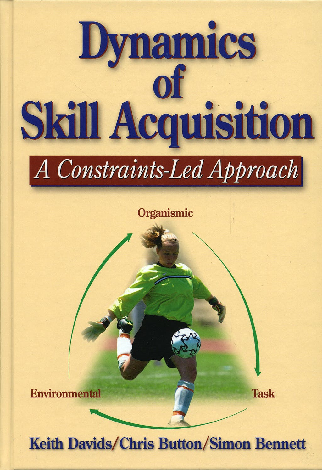 Portada del libro 9780736036863 Dynamics of Skill Acquisition. a Constraints-Led Approach