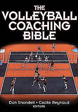 Portada del libro 9780736039673 The Volleyball Coaching Bible