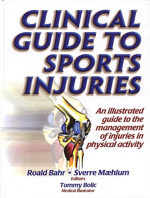 Portada del libro 9780736041171 Clinical Guide to Sports Injuries