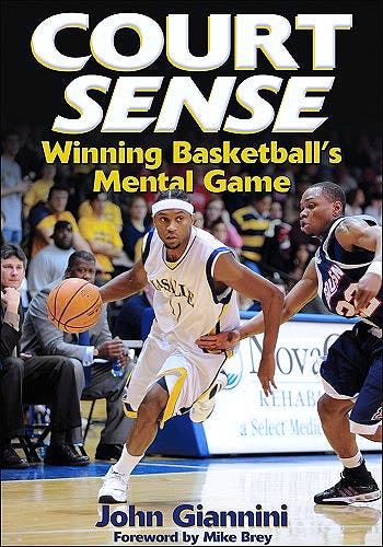 Portada del libro 9780736044233 Court Sense. Winning Basketball's Mental Game