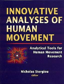 Portada del libro 9780736044677 Innovative Analyses of Human Movement