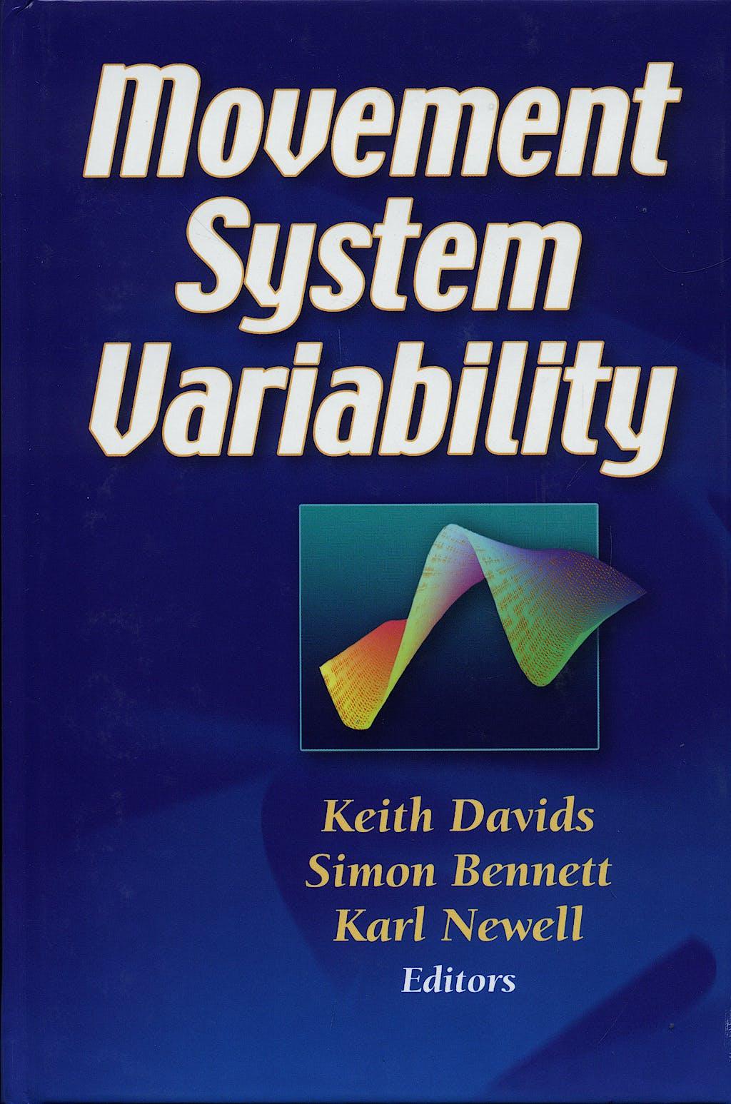Portada del libro 9780736044820 Movement System Variability