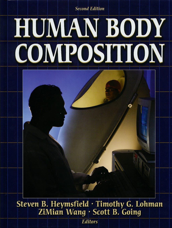 Portada del libro 9780736046558 Human Body Composition
