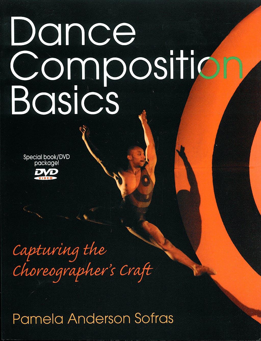 Portada del libro 9780736055321 Dance Composition Basics - Capturing the Choreographer's Craft + Dvd