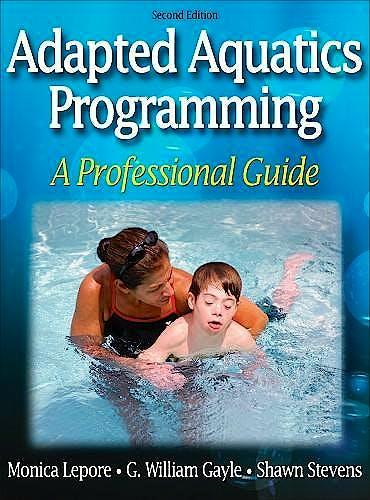 Portada del libro 9780736057301 Adapted Aquatics Programming. a Professional Guide