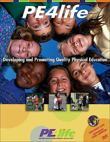 Portada del libro 9780736057783 Pe4life - Developing and Promoting Quality Physical Education