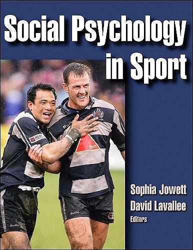 Portada del libro 9780736057806 Social Psychology in Sport