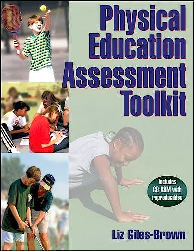 Portada del libro 9780736057967 Physical Education Assessment Toolkit + Cd-Rom
