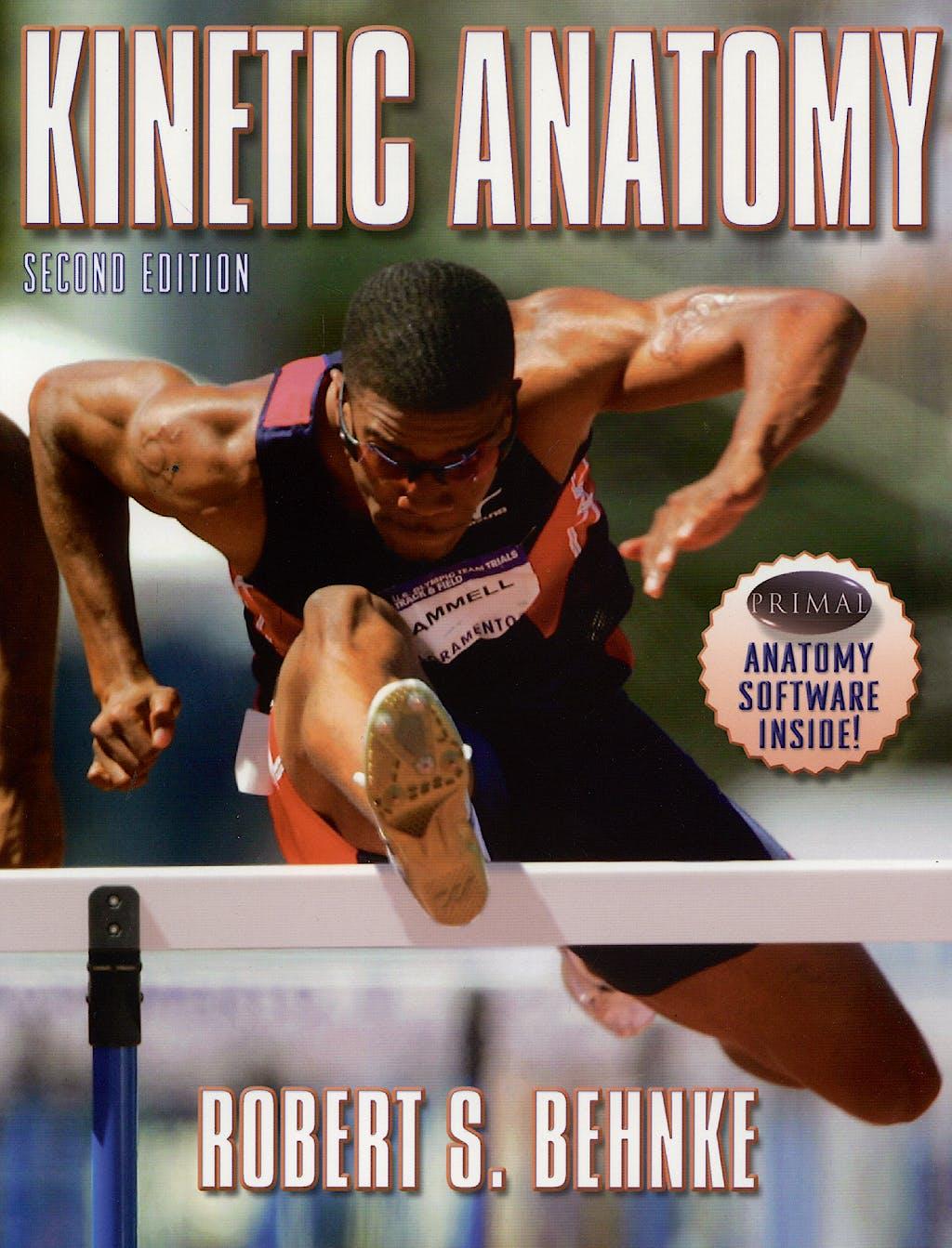 Portada del libro 9780736059091 Kinetic Anatomy + Cd-Rom