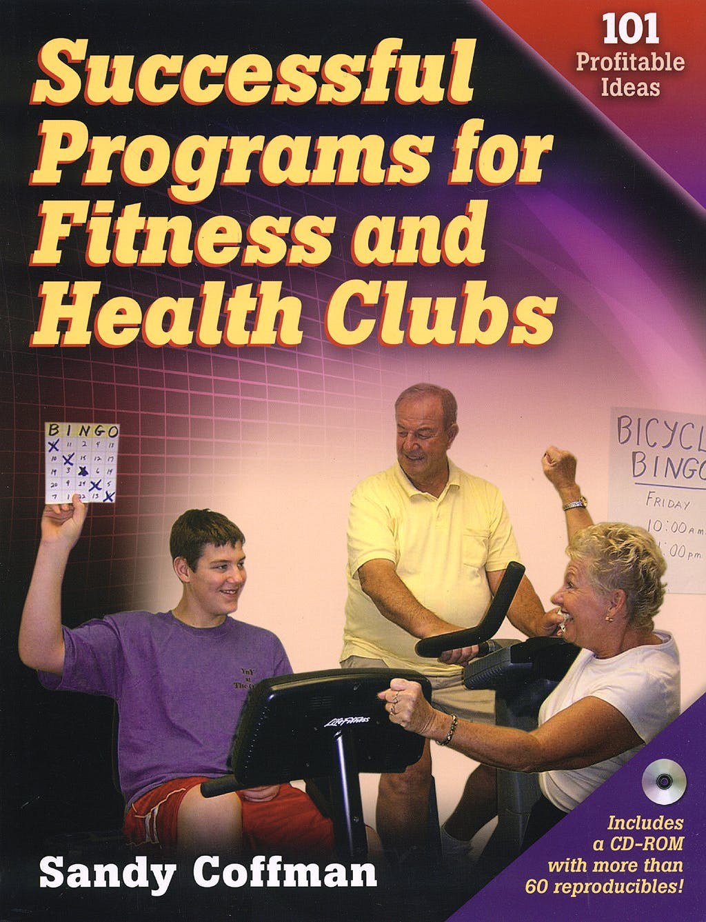 Portada del libro 9780736059749 Successful Programs for Fitness and Health Clubs- 101 Prof Ideas