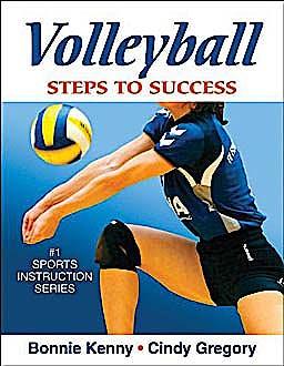 Portada del libro 9780736063371 Volleyball. Steps to Success