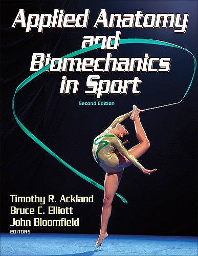 Portada del libro 9780736063388 Applied Anatomy and Biomechanics in Sport