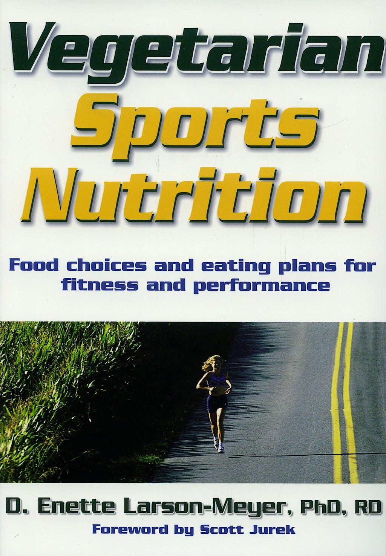 Portada del libro 9780736063616 Vegetarian Sports Nutrition