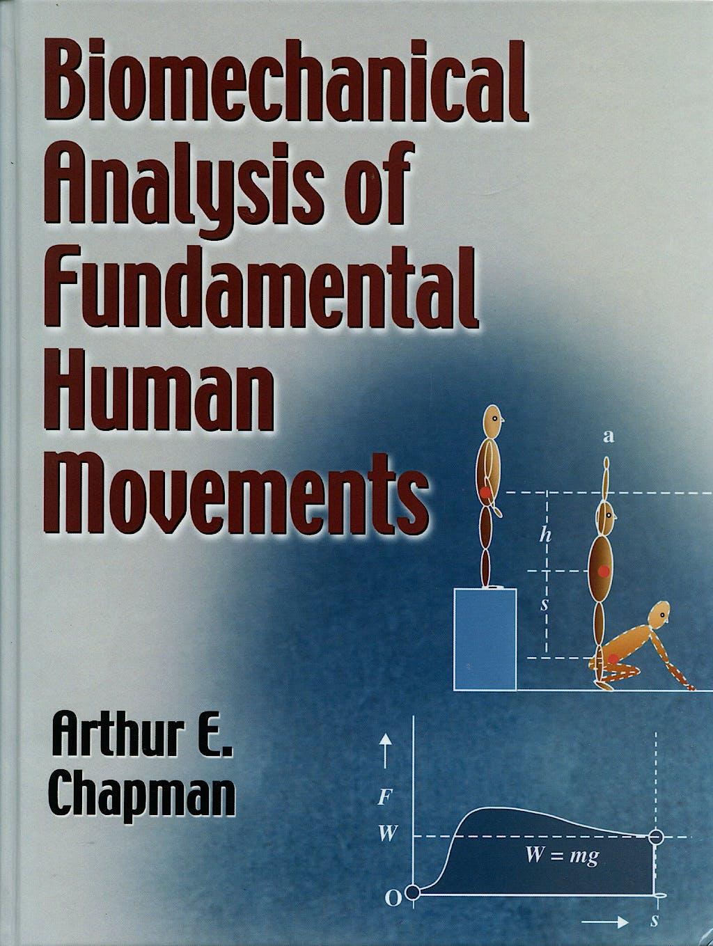 Portada del libro 9780736064026 Biochemical Analysis of Fundamental Human Movements