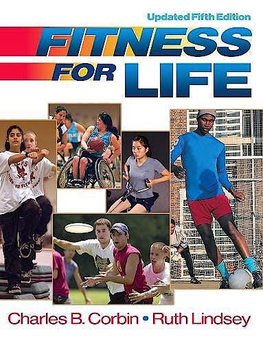 Portada del libro 9780736066754 Fitness for Life