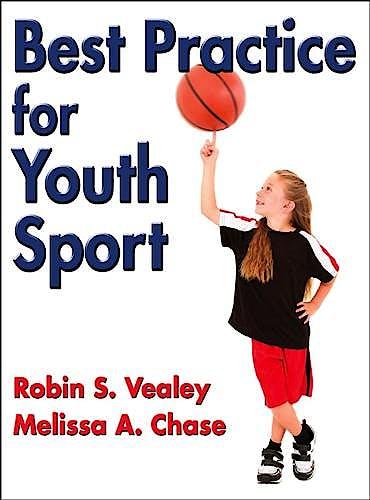 Portada del libro 9780736066969 Best Practice for Youth Sport