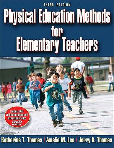 Portada del libro 9780736067041 Physical Education Methods for Elementary Teachers + Dvd-Rom