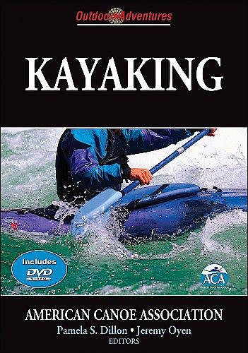 Portada del libro 9780736067164 Kayaking + Dvd
