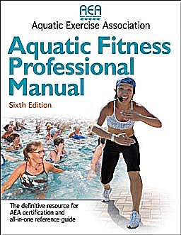 Portada del libro 9780736067676 Aquatic Fitness Professional Manual